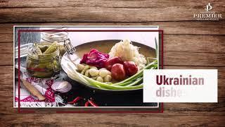 Традиционные блюда украинской кухни на завтраке