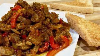 """Попробовав раз это блюдо вы будете готовить его всегда! Вкусное мясное блюдо """"Щипачки"""" Рецепты мяса."""