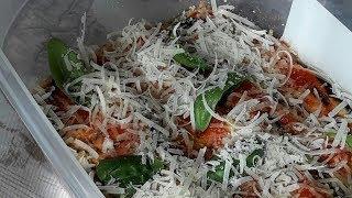 Итальянские рецепты. Пармиджана из баклажанов. Абрикосы в парке Акведуков, Рим