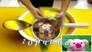 Рецепты блюд: Свинина - пузанина .