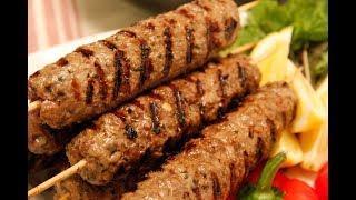 Люля кебаб из баранины в духовке