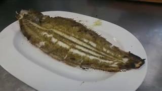 Приготовление рыбы, морепродуктов в печи на древесных углях_ROVABO