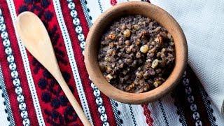 Кутья украинская (кутя) рецепт в домашних условиях