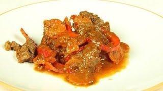Говядина тушеная| Блюда из говядины | Вкусные рецепты с говядиной