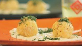 Белорусская кухня: рыбные клёцки