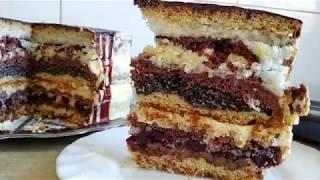 """Торт над тортами """"Вишиванка"""" Високий Пляцок """"Вишиванка"""" Торт """"Вышиванка"""""""