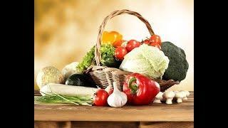 Овощной салат без масла