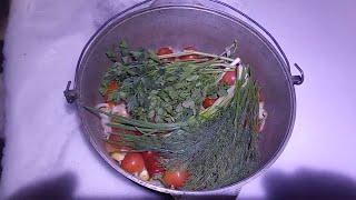 Басма. Узбекская кухня.