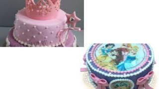 Торты для принцесс