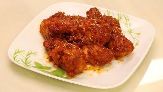 Настоящая корейская кухня: КУРИЦА ВО ФРИТЮРЕ С СОУСОМ ПО-КОРЕЙСКИ. Что такое ЧиМек.