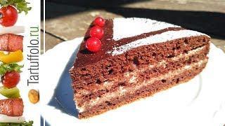 ШОКОЛАДНЫЙ КАПРИЗ. Торт за 10 минут + выпечка! Тает во рту!