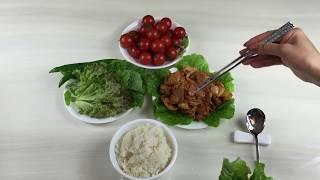 Настоящая корейская кухня: КИМЧИ (ЧИМЧИ) ЖАРЕНАЯ СО СВИНИНОЙ