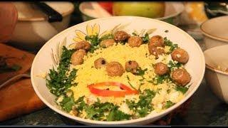 Салат мясной оригинальный - Со стола улетает сразу