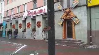 Челябинск, ресторан  украинской кухни- ЖУРАВЛИНА (обзор)