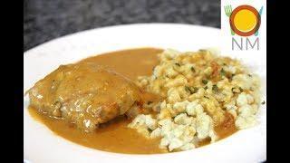 ЧИРКЕ ПАПРИКАШ- классика венгерской кухни. Восхитительное блюдо способное покорить сердце любого!