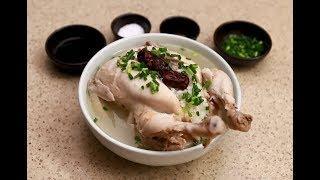 Настоящая корейская кухня: САМГЕТАН 삼계탕 Samgyetang