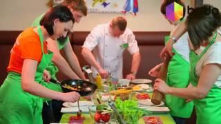 Мастер класс с Французской кухни