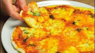 Пицца Маргарита. Итальянская кухня. Рецепт от Всегда Вкусно!