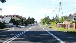 Ещё одна польская деревня.