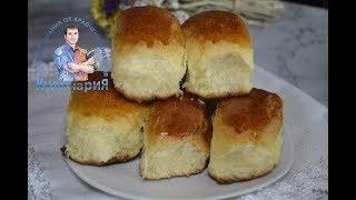 Вкусное и воздушное, быстрое дрожжевое тесто для пирожков в духовке