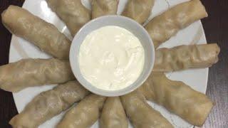 Узбекская блюдо хасиб ханум получается очень вкусное