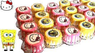Mini tort yoki pirojnie / мини пирожные