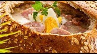 Краков - Часть 3-я. Кулинарные шедевры польской кухни