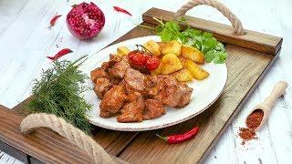 Оджахури со свининой - Рецепты от Со Вкусом