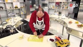 Классический украинский борщ без картошки рецепт шеф-повара / Илья Лазерсон / украинская кухня