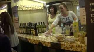 Чешский фестиваль вина в Брно, вкусняшки
