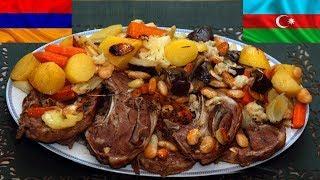 Азербайджанская кухня изнутри.