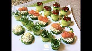 Праздничные  ЗАКУСКИ Для Самых Близких!    New Year's Appetizers
