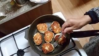 Сырники из творога нежнейшие и невероятно вкусные. Рецепт сырников быстро и вкусно.