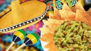 МЕКСИКАНСКАЯ КУХНЯ // ГУАКАМОЛЕ!! ЗАКУСКА-ПАСТА ИЗ АВОКАДО | katarinaotress