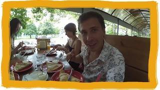Молдавская кухня. Бот. сад Кишинёва. Поход в кино