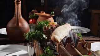 Georgian Cuisine Грузинская кухня