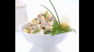 "Салат ""Оливье"" | Французская кухня"