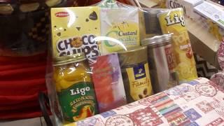 Таиланд, Ча-Ам, магазин Big C, Соусы и продукты, косметика и зубные пасты