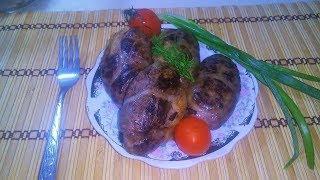 Готовим  Молдавские Чигири (блюдо из субпродуктов)