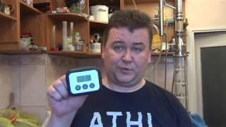 Лайфхак от Лео. Кухонный термометр самогонщику в помощь.