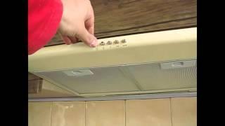 Подключение подсветки к кухонной вытяжке. Лайфхак
