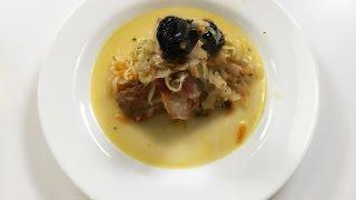 Готовим капустняк и Бигос -- блюда польской кухни. 50 рецептов первого