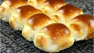 НЕЖНЫЕ КАК ОБЛАКО японские булочки ХОККАЙДО.Невероятно вкусные булочки!!!