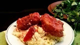 Рецепт мясного блюда украинской кухни - Шпундра