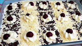 Все будут в Восторге от этого Торта!!! Торт Пирожное